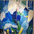 Exposition de François Hilsum : Les oeuvres