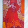 Exposition de Annick Zimmermann : Les oeuvres