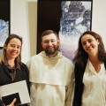 Exposition de Renata Charveriat: Le vernissage