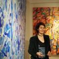 Exposition de Nansky : Le vernissage