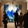Exposition de François Hilsum : Le vernissage